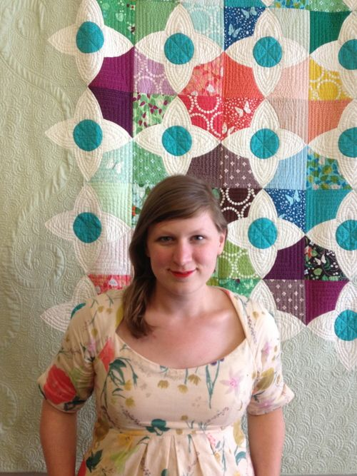 Lizzy & meadow quilt